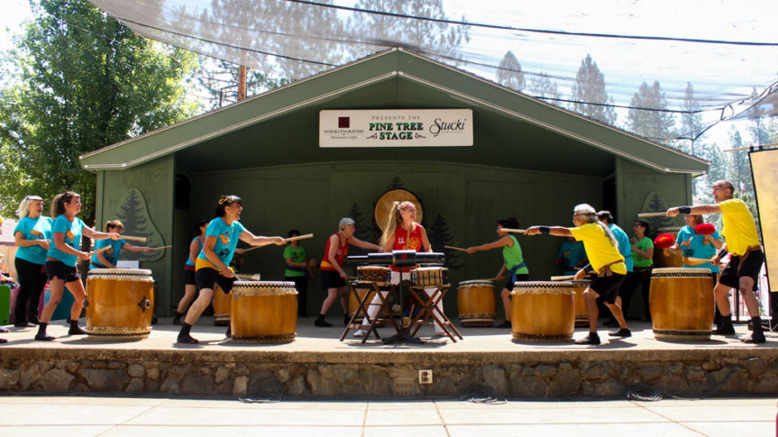 Grass Valley Taiko to Perform at the 2019 Nevada County Fair